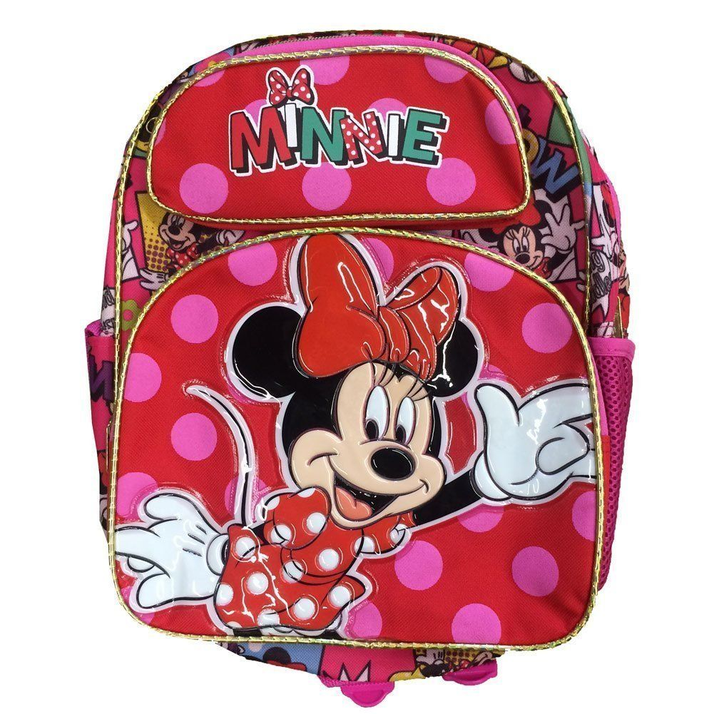 1780d893d921 Minnie Mouse Toddler Backpack - Comic Book ** Visit the image link ...