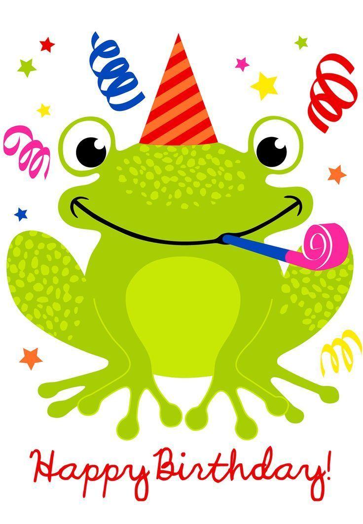 frog birthday Cute Happy Birthday Frog birthday happy birthday happy birthday  frog birthday