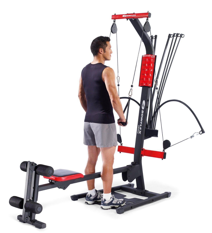 Bowflex Pr1000 Home Gym No Equipment Workout At Home Gym Fun Workouts