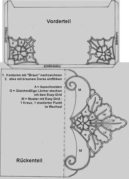 BRODERIE ANCIENNE en photo ds l/'annonce Enveloppes de Serviette 27 modèles