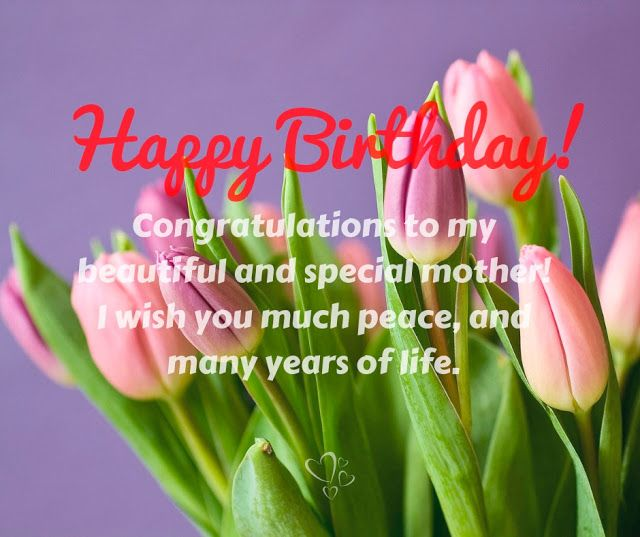 Happy Birthday Messages 🎉 🎂 💖: Congratulations To My