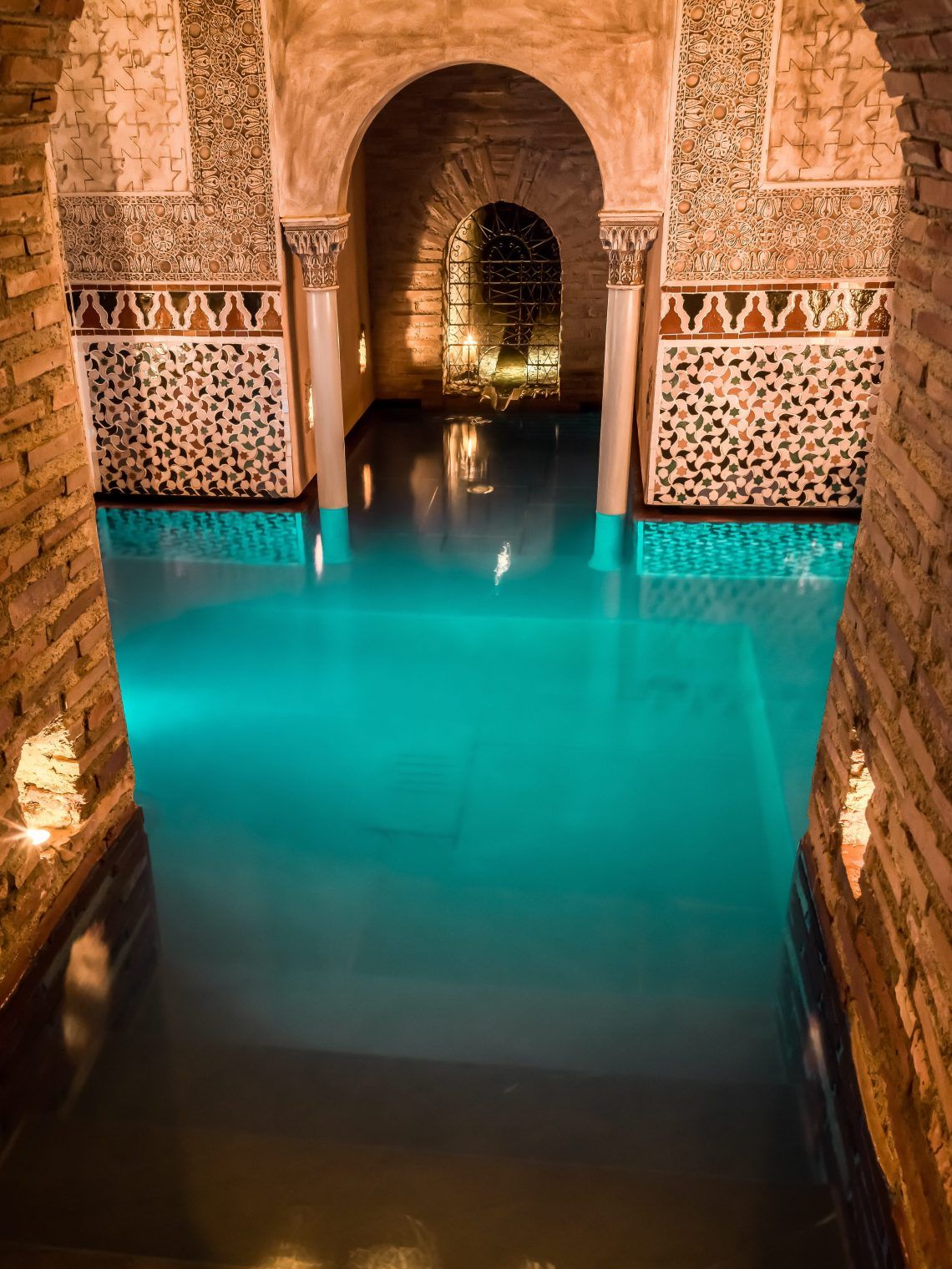 Unique Arab Baths Experience In Granada Hammam Al Andalus Barcelona Spa Al Andalus Turkish Bath House