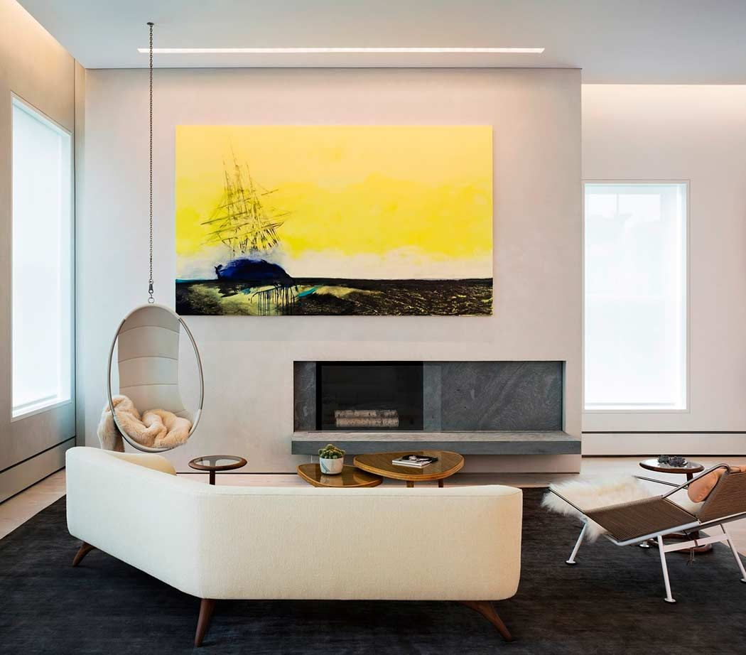 Manhattan New York Studio Apartments: Gabellini Sheppard Associates