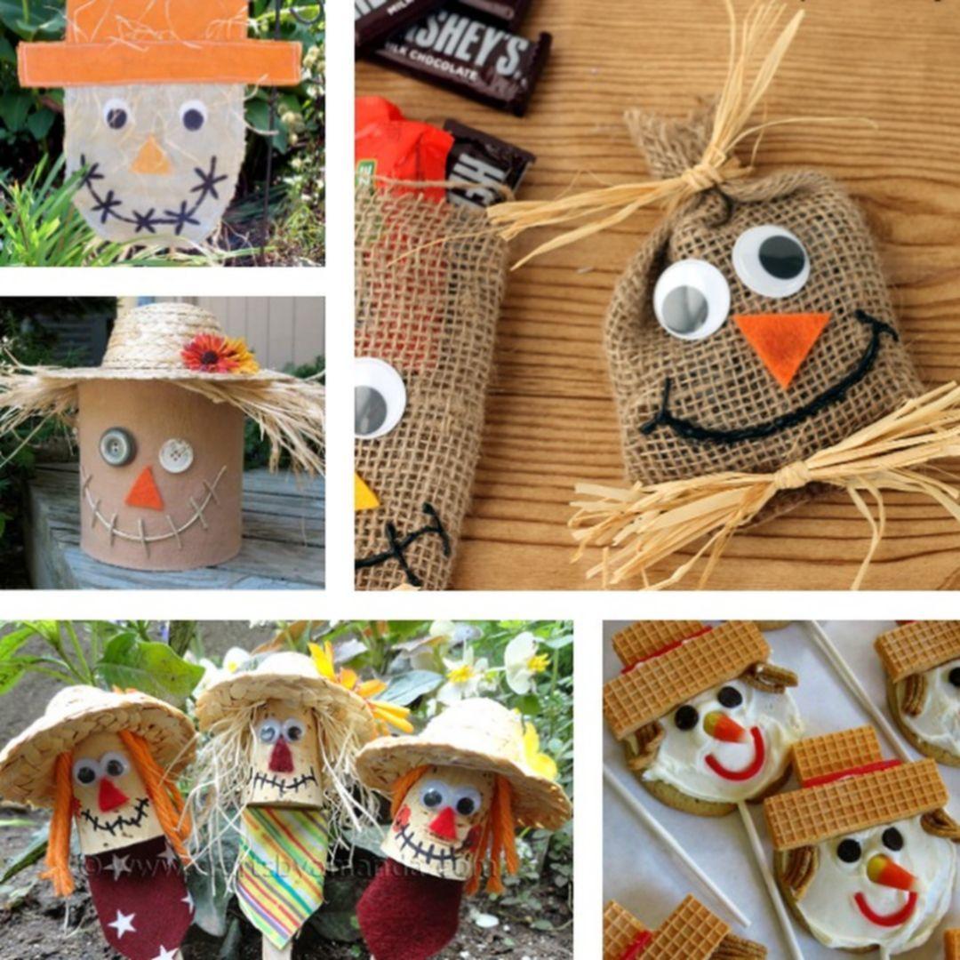 Easy 30 Diy Scarecrow Craft Ideas For Your Kid Creativity Deven