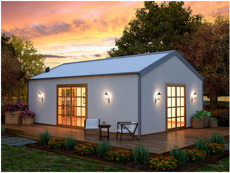 The granny flats relocatable offer more independence to for Relocatable home designs