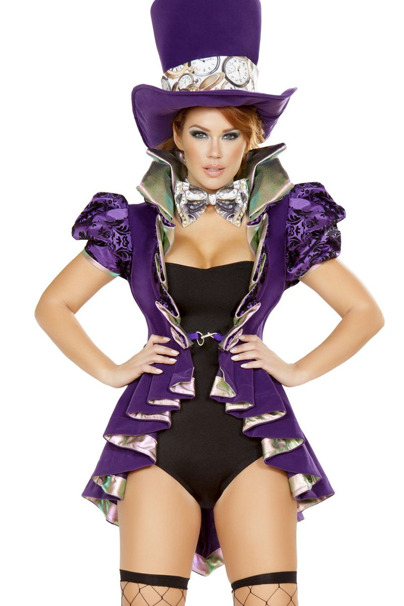 as mad as a hatter costume at