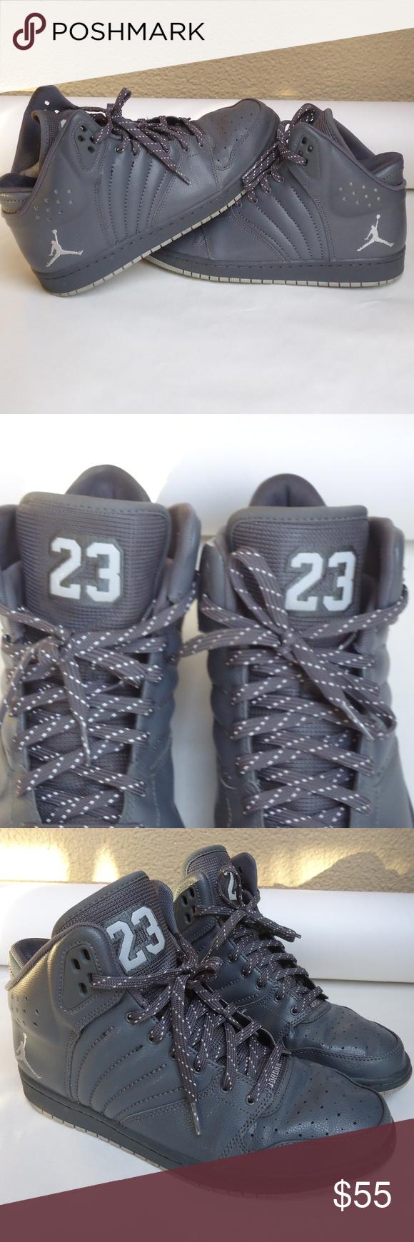 Nike Air Jordan 23 Gray Men's Sneakers