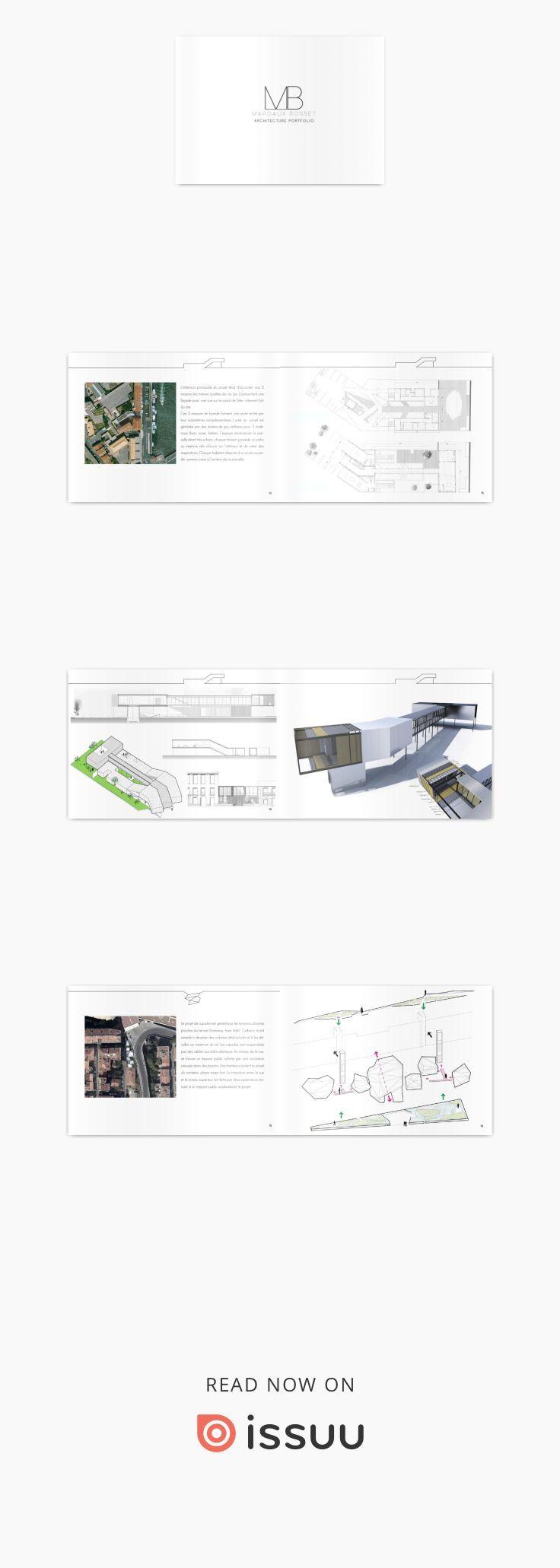 margaux bosset architecture porfolio