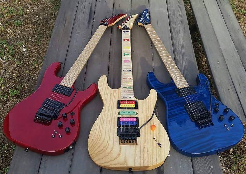 Carvin Jason Becker Guitars