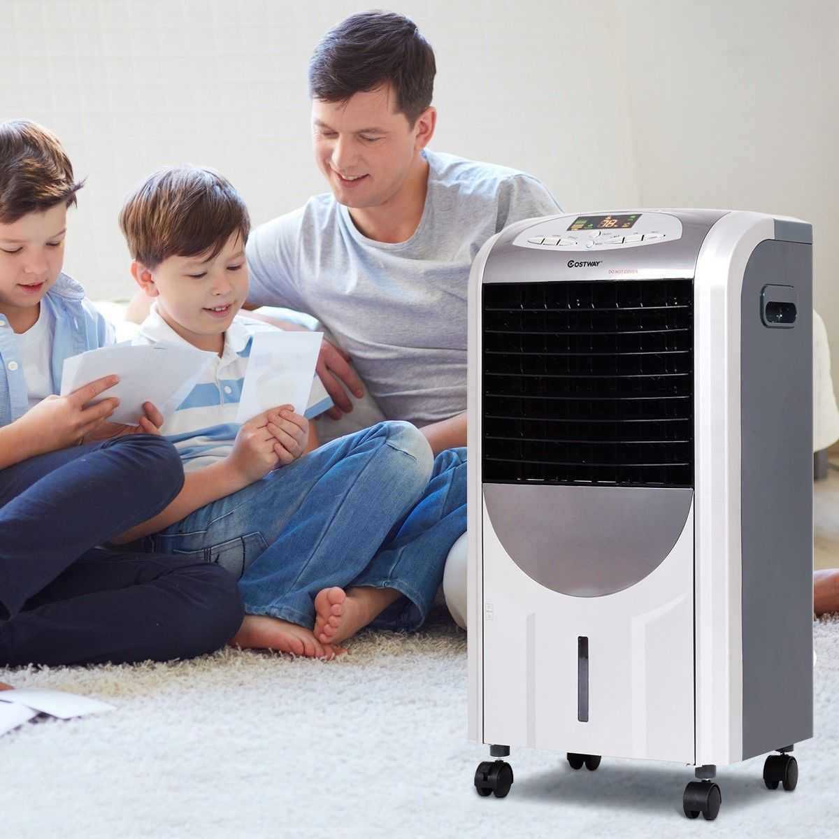 Portable Air Cooler Fan And Heater Humidifier Portable Air Cooler Air Cooler Fan Portable Air Conditioner