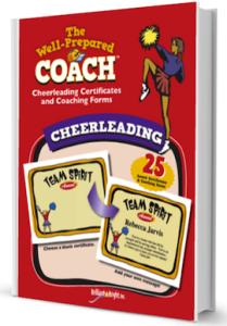 Cheerleading award certificate templates cheer team gifts cheerleading award certificate templates yelopaper Gallery