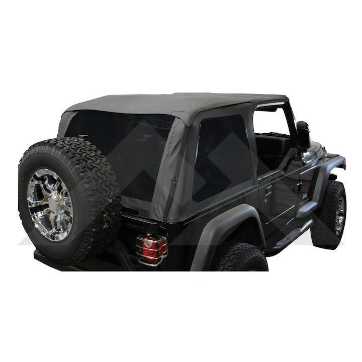 Bowless Soft Top Black Diamond With Images Soft Tops Black