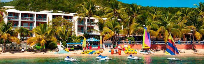 Bolongo Bay Beach Resort • St. Thomas, US Virgin Islands