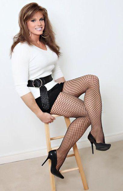 Tumblr crossdresser stockings