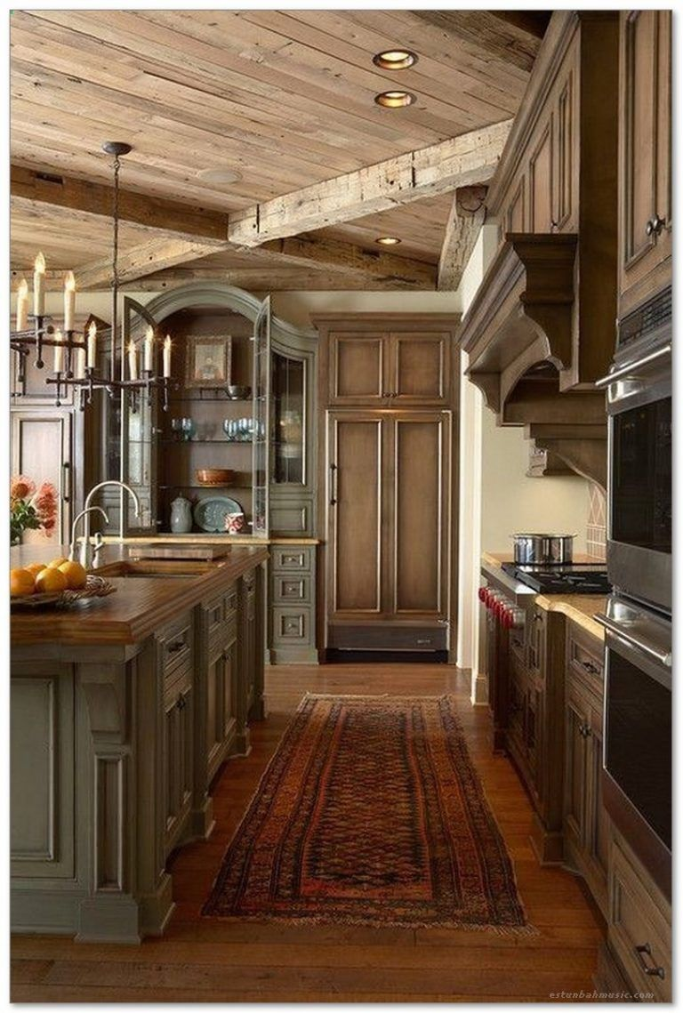 Best 60 French Country Kitchen Modern Design Ideas 59 Rustic 640 x 480