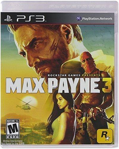 Max Payne 3 - Playstation 3 #playstationtips