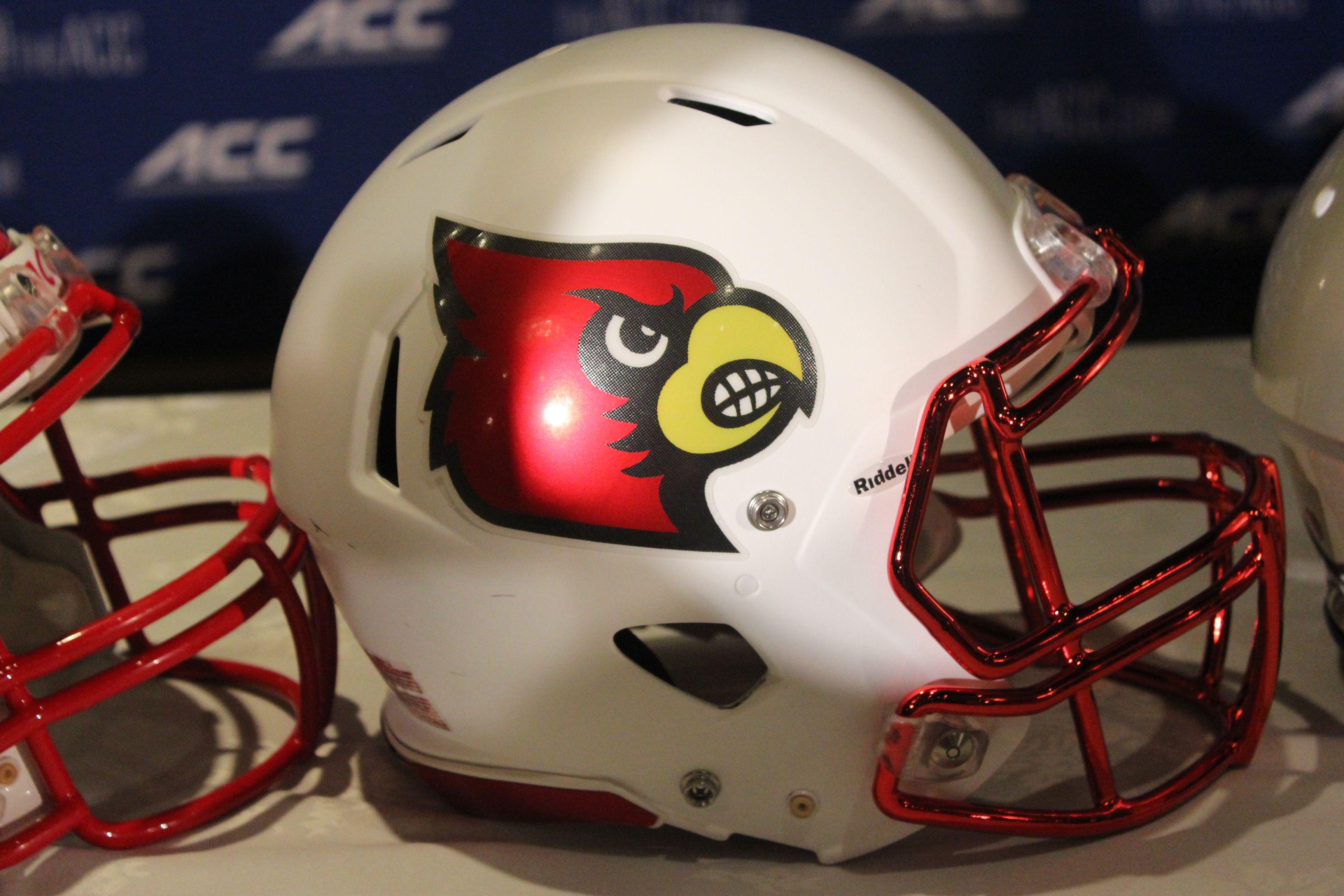 Louisville football helmet football helmets louisville