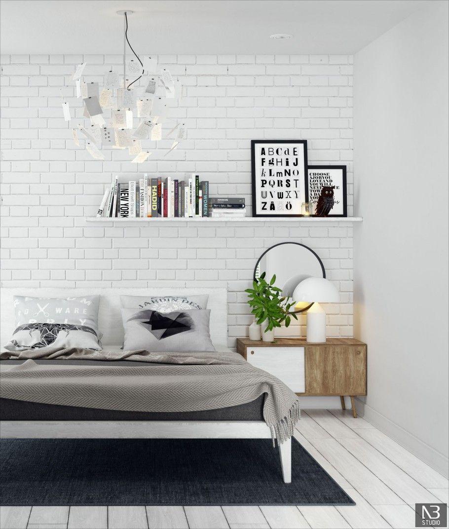 Thanglong No 1 Brick Interior Wall Brick Wall Bedroom Brick Interior