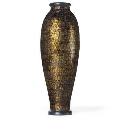 PoliVaz Dawn Mosaic Floor Vase