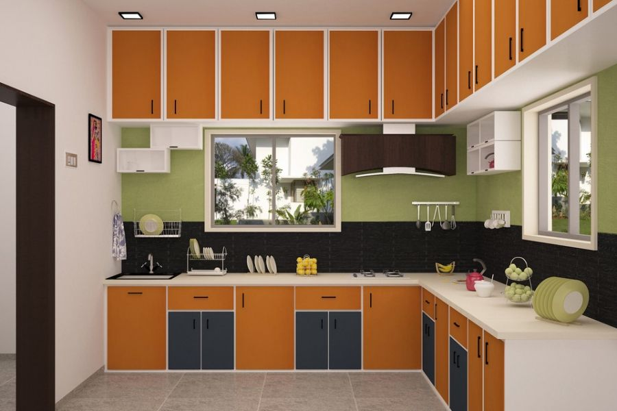 Latest Fashion Kitchen Cabinet Models In 2018 Kitchen Cabinets