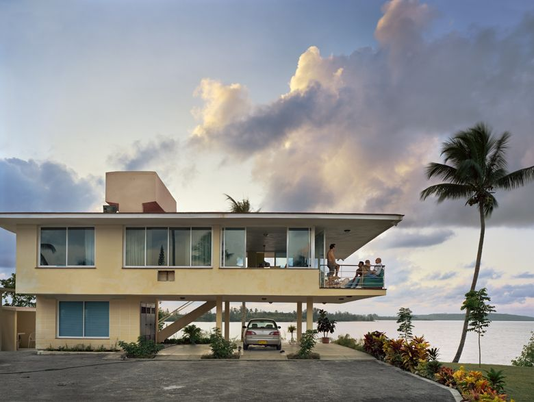Contrast In Cuba Tourist Holiday Beach House That Cubans Wouldn T Be Able To Access