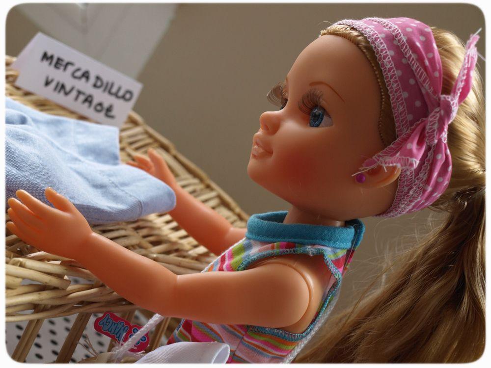 ¡Nos vamos de mercadillo! #Nancy #dolls #muñecas #poupées #juguetes #toys #bonecas #bambole