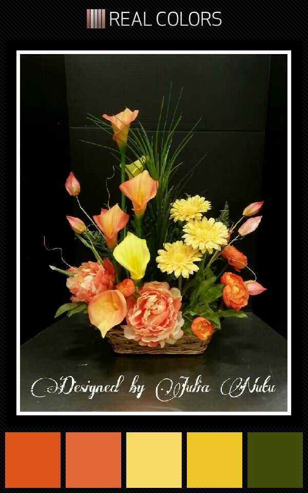 Contemporary Floral Design By Julia Nutu At Michaels Store Cambridge