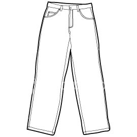 Free Pant Cliparts Download Free Clip Art Free Clip Art On Clipart Library Childrens Fashion Illustration Free Clip Art Clip Art