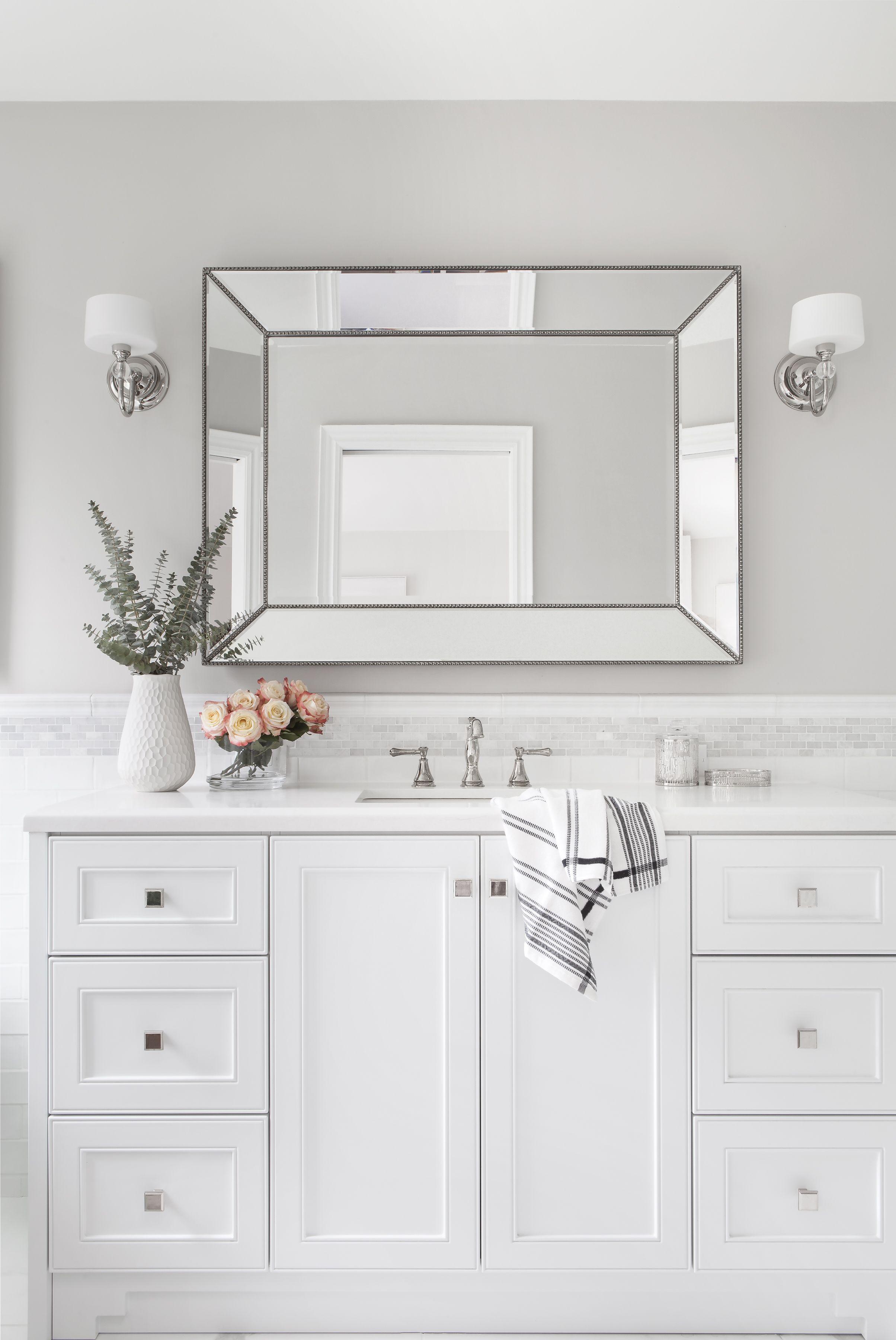 White Bathroom Vanity Bathroom Furniture Vanity Furniture Vanity Decorative Bathroom Mirrors