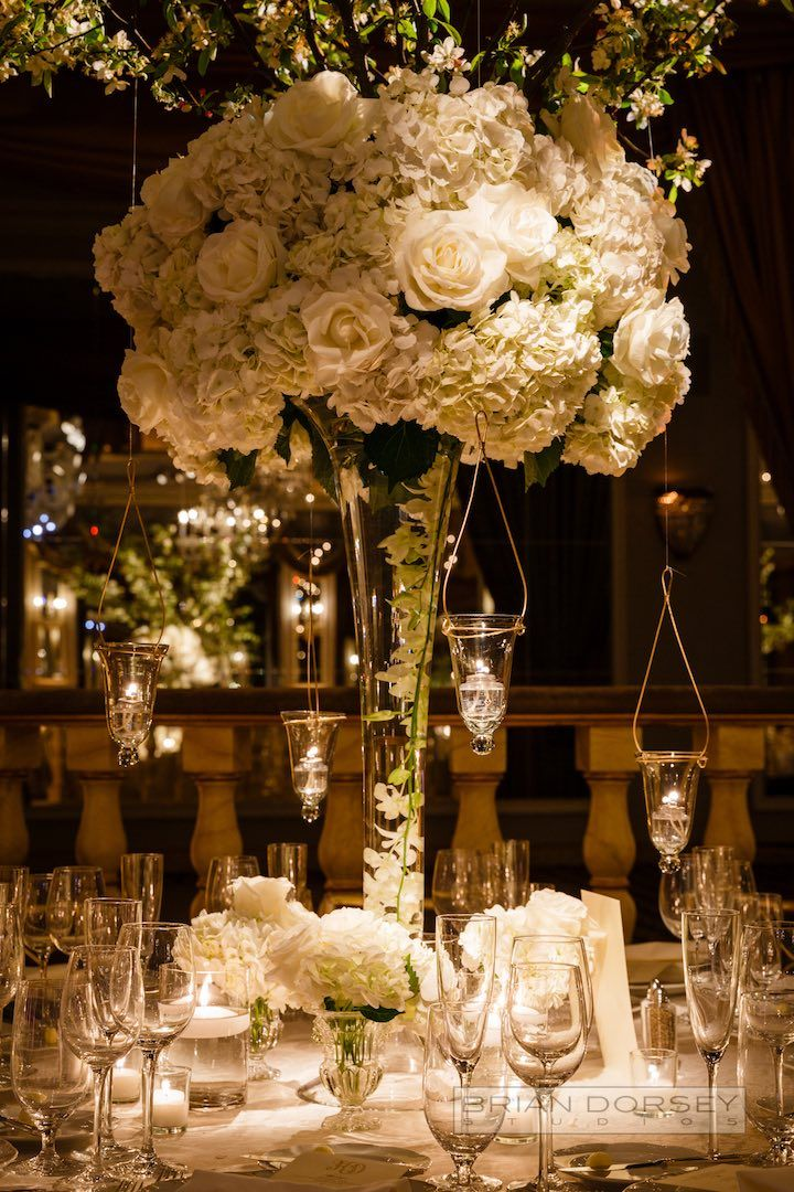 Wedding centerpiece inspiration photo brian dorsey studios featured photographer brian dorsey studios wedding reception centerpiece idea junglespirit Image collections