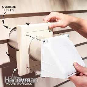 dryer vents how to hook up and install