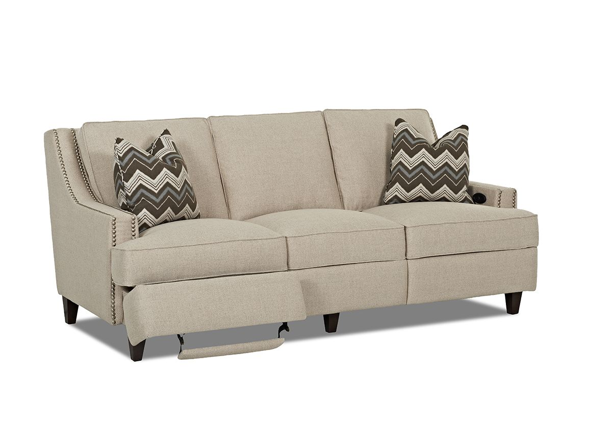 Empress D78313 Power Reclining Hybrid Sofa | LIVING ROOM | Pinterest