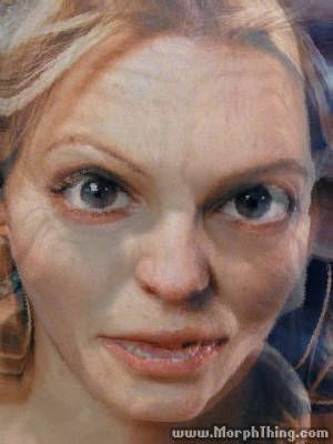 Britney Spears and Gollum (Morphed) - MorphThing.com