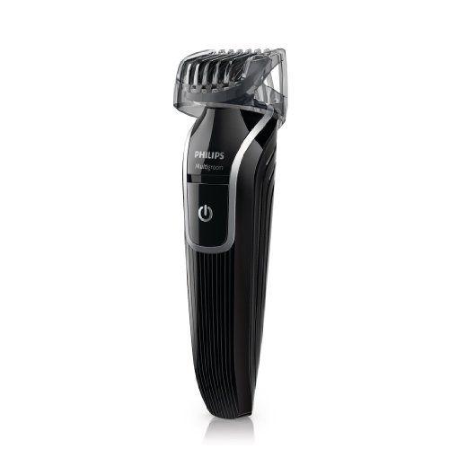 Philips QG3320/15 – Set de arreglo personal Serie 3000 con accesorios para barba y nariz. Incluye peine de corte con 18 posiciones.   Your #...