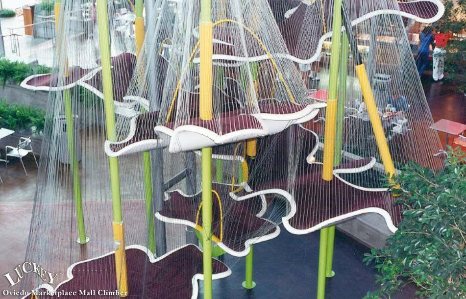 Oviedo mall luckey climbers playground pinterest for Soho oviedo