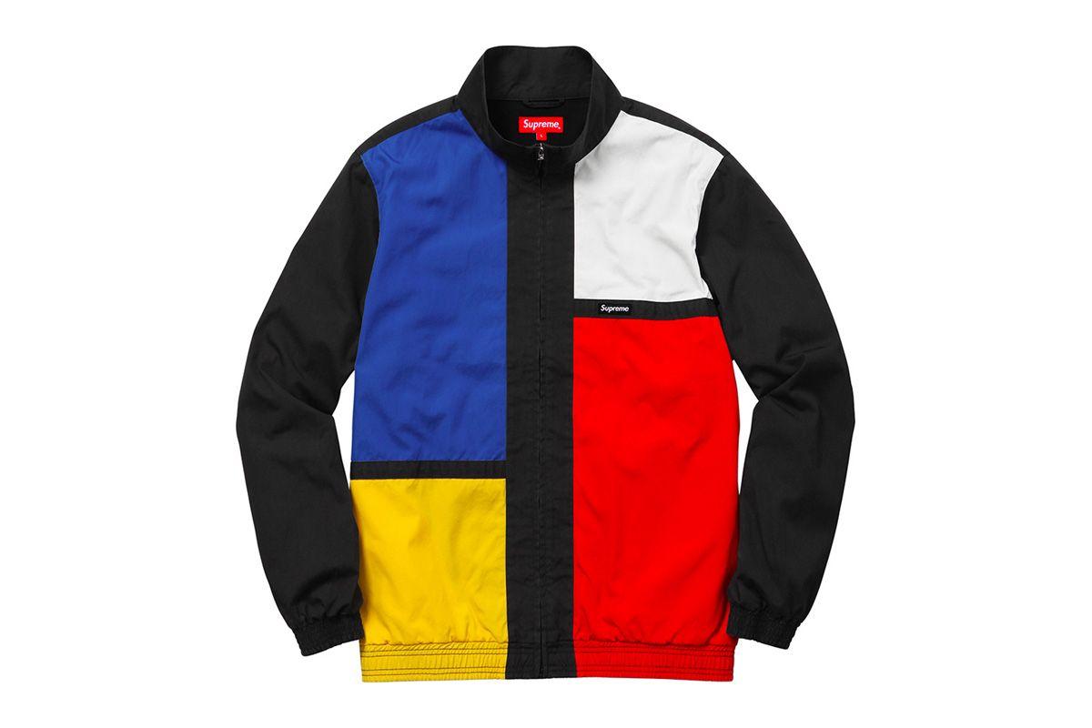 Supreme Spring Summer 2016 Apparel Highsnobiety Summer Outerwear Track Jackets Jackets [ 800 x 1200 Pixel ]