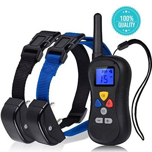 Petrahaa Professional 330 Yards Remote Dog Training Collar