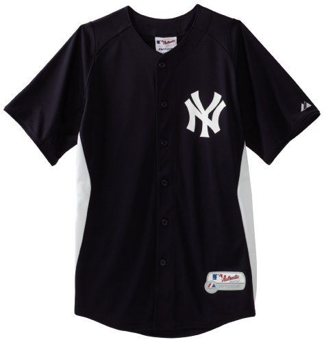 721e01f6522 MLB New York Yankees Authentic Cool Base Batting Practice Jersey ...
