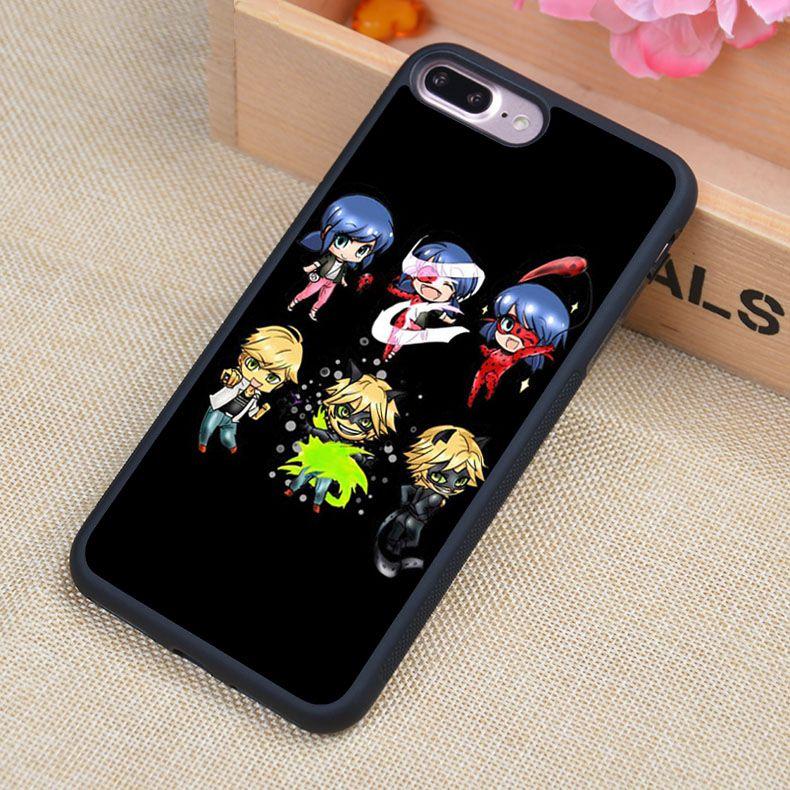 coque iphone 8 miraculous