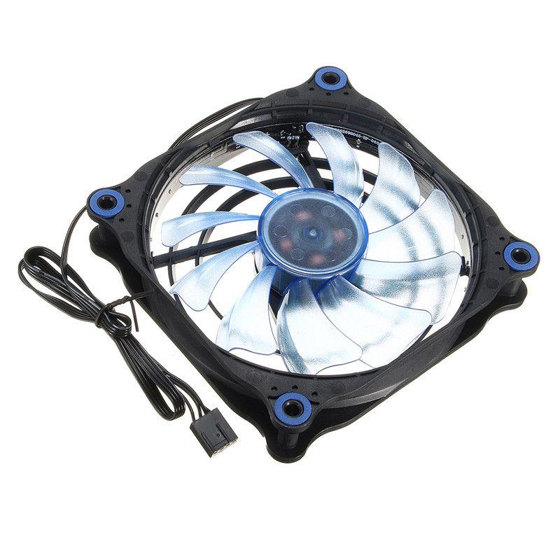 Hot Sale Led Liquid Cooling Fan Water Element 120t 240k Hydro