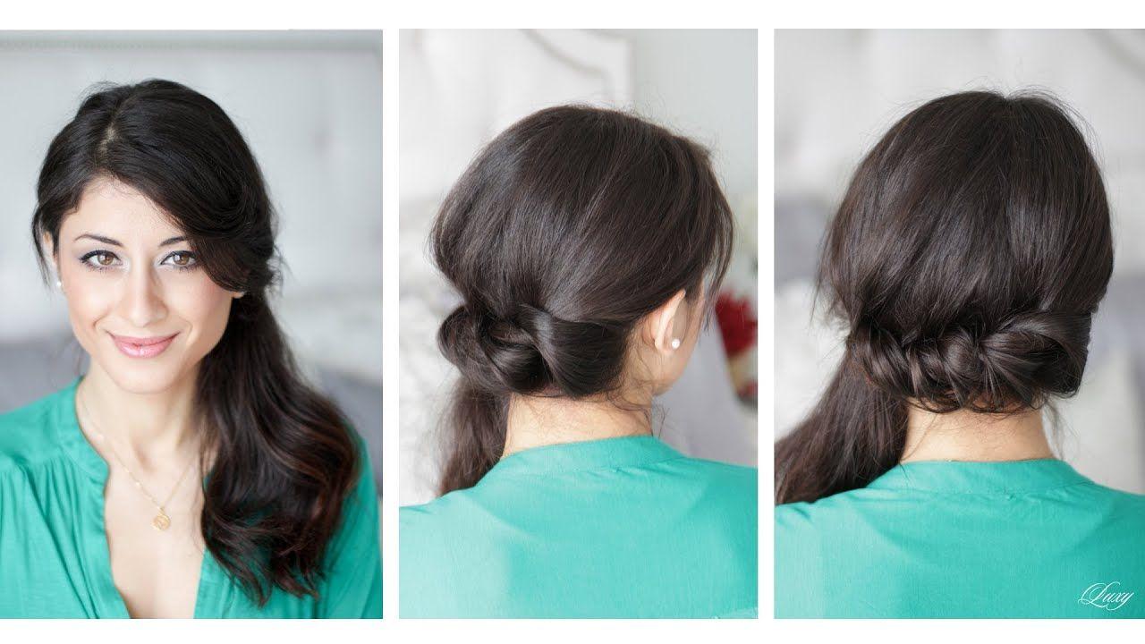 Schöne Schnelle Pferdeschwanz Frisuren Neue Haare Frisuren