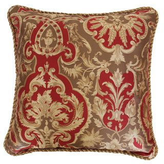 Austin Horn Clics 20 Inch Botticelli Luxury Throw Pillow