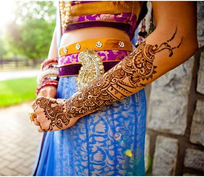 ✧✧ #HennaInspiration ✧✧ Stunning Mehndi Designs For Arms