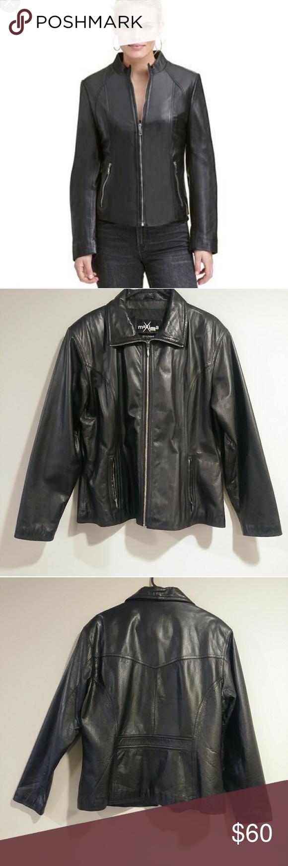 Wilsons Maxima 100 Leather Jacket/Coat Fashion, Fashion