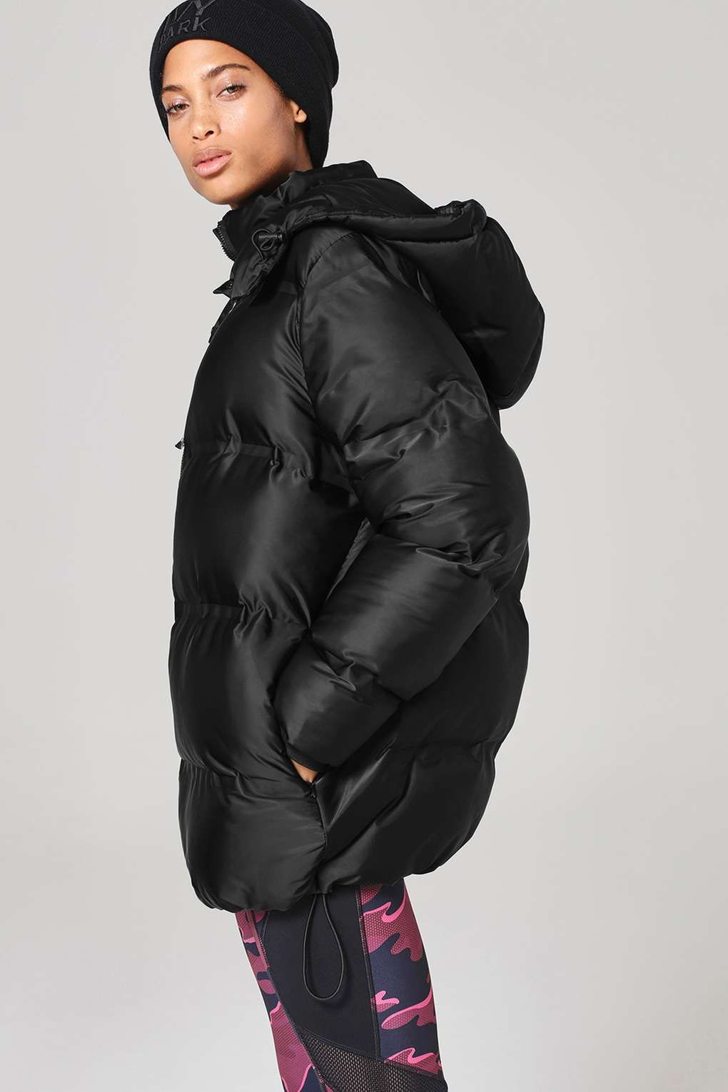 1e3ad7f258730 Oversized Bonded Puffer by Ivy Park