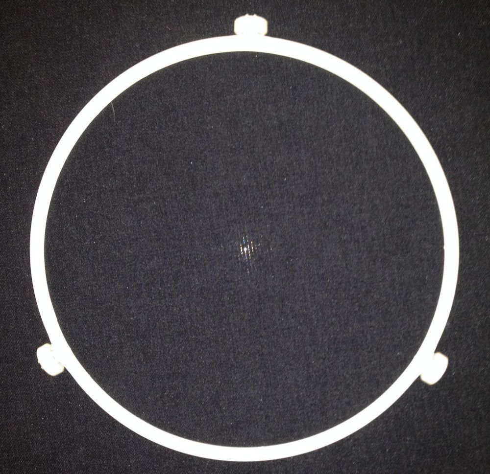 Details About Microwave Oven Roller Guide Ring Turntable