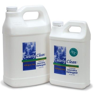 Clearly Clean Laundry Detergent National Allergy Supplydeionized