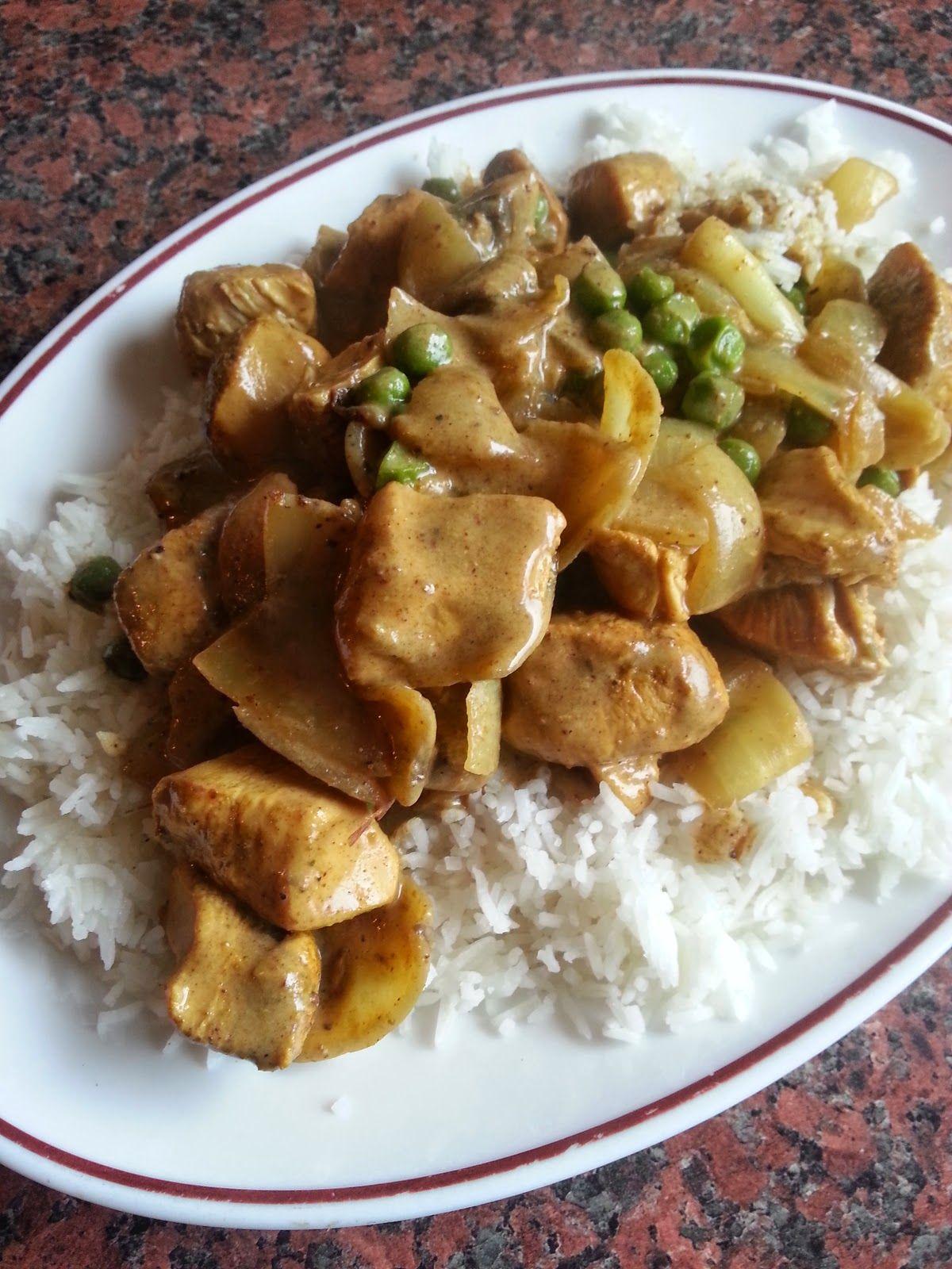 Emsie Makes: Slimming world chicken Korma amazinggggg!!