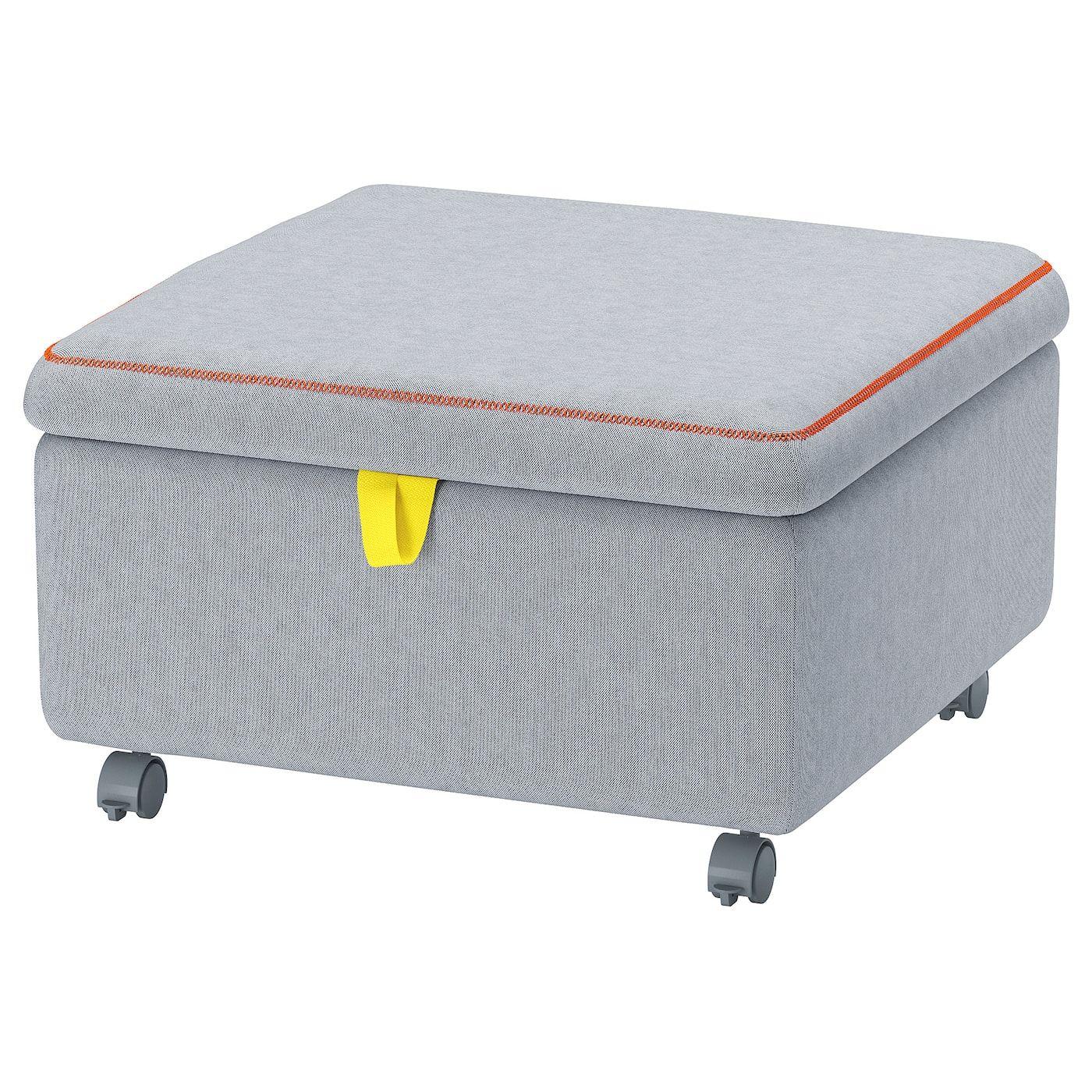 SLÄKT Storage seat section Ikea, Storage furniture, Storage