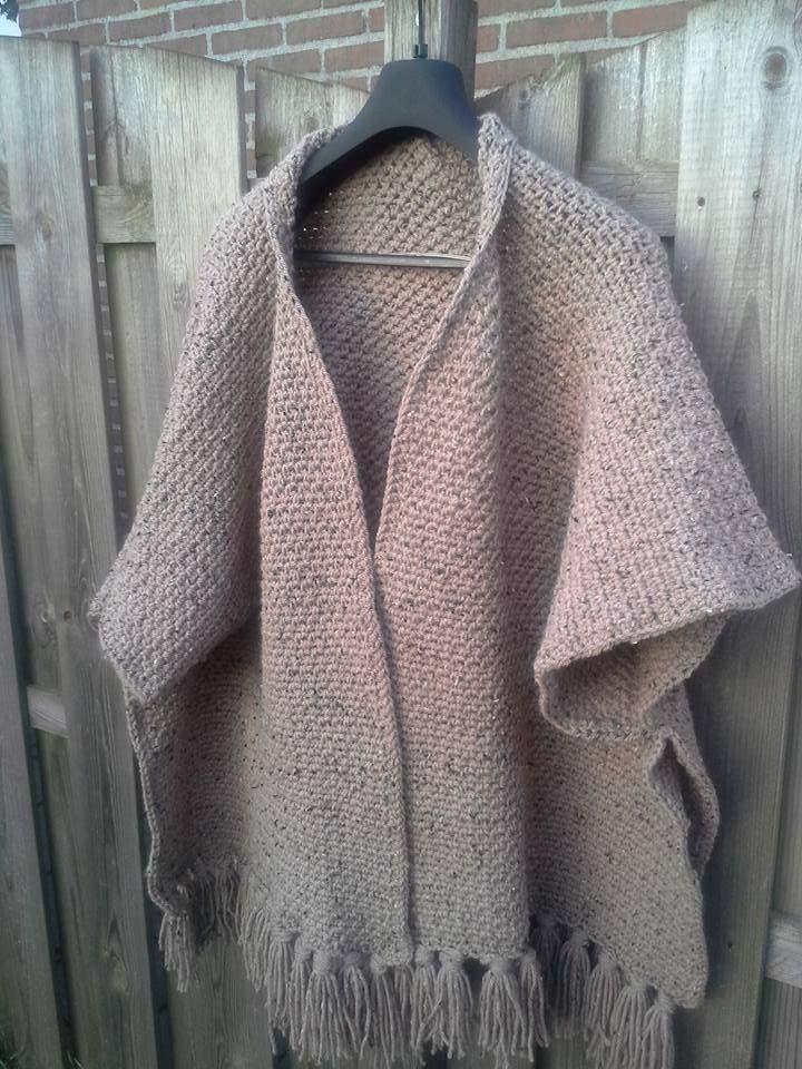 Tweed In Granietsteek Een Rechte Lap Van 120 M Breed En Dan